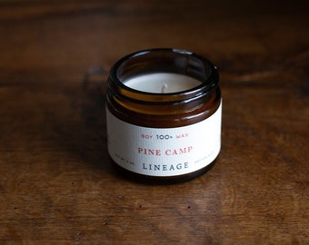 Lineage 2 oz. Candle - Pine Camp