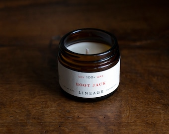 Lineage 2 oz. Candle - Boot Jack