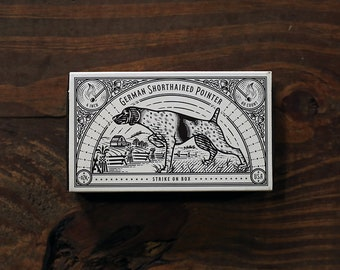Hound Safety Matches by Mollyjogger
