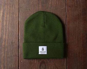 Watch Cap - Olive