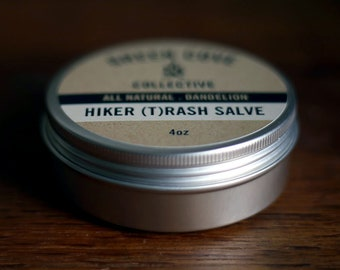 Dandelion Salve - All Natural - Small Batch