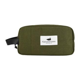 Sherpa Dopp kit - Forest