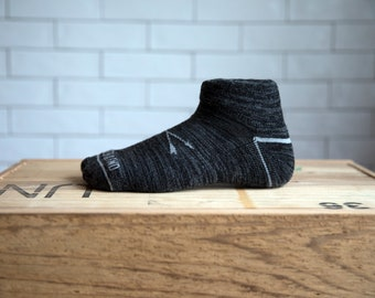 Commonwealth Lite Quarter Sock