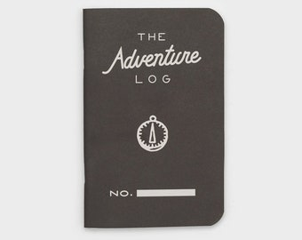 WORD - Adventure Log Notebook - 3 Pack Bundle