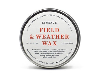 Field & Weather Wax by Lineage