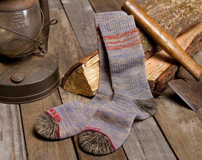 Featured listing image: Seek & Find Camp Socks (The Original)
