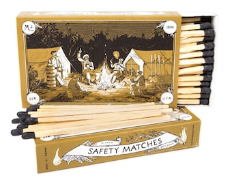Safety Matches by Mollyjogger
