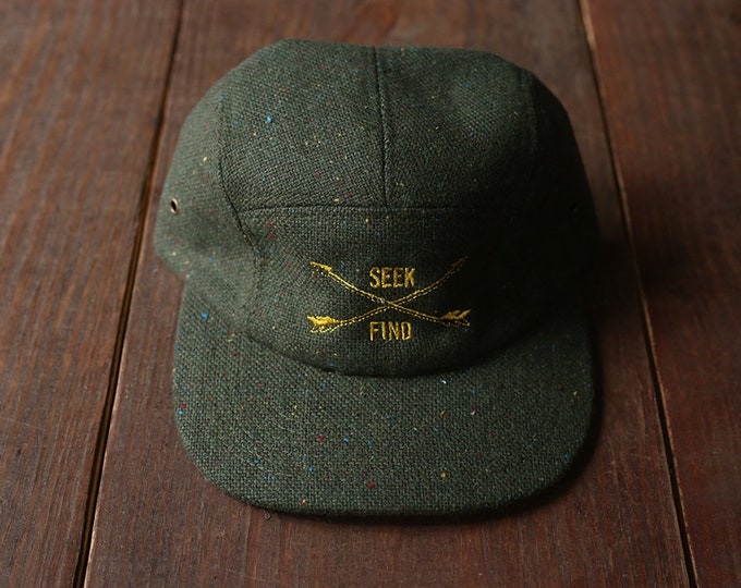 Featured listing image: The Callahan II - 5 Panel Cap