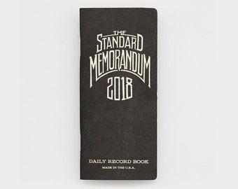 WORD - 2018 Standard Memorandum - 1 Pack