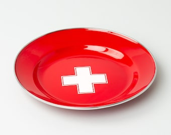 Enamel Plate - Apothecary