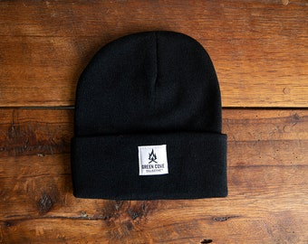 Watch Cap - Black Out (Solid Black)