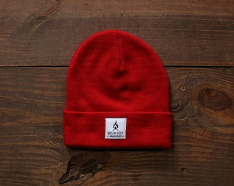 Watch Cap - Red