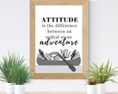 Attitude Adventure | Instant Download