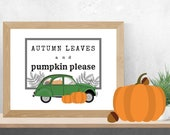 AutumnLeaves | Instant Download