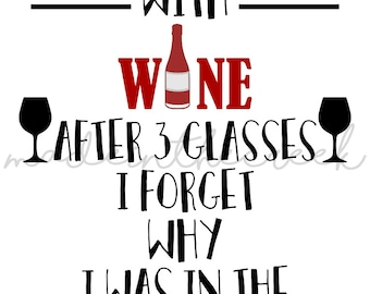 Wine Quotes Etsy