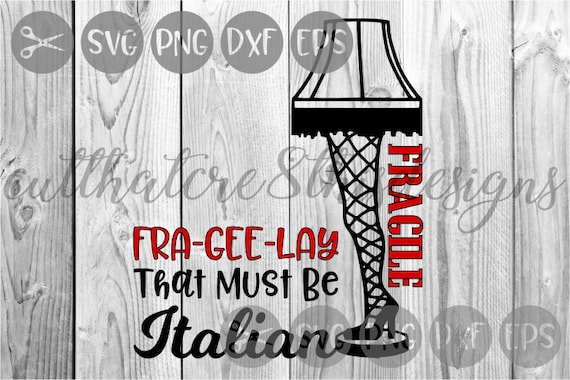 fragile fra gee lay must be italian christmas story lamp etsy. Black Bedroom Furniture Sets. Home Design Ideas
