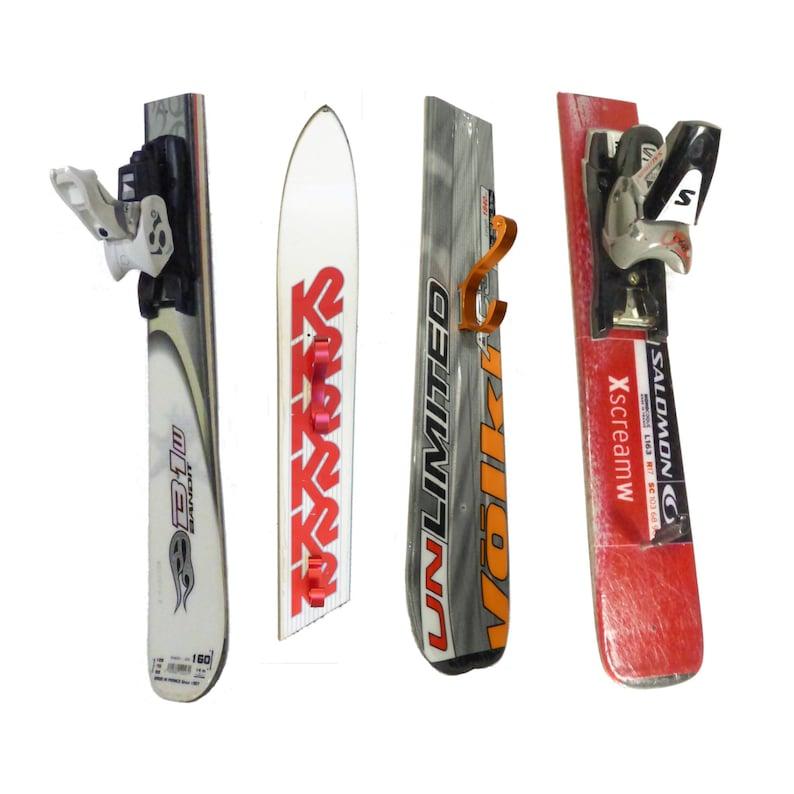 Ski Coat Rack tip/tail image 0