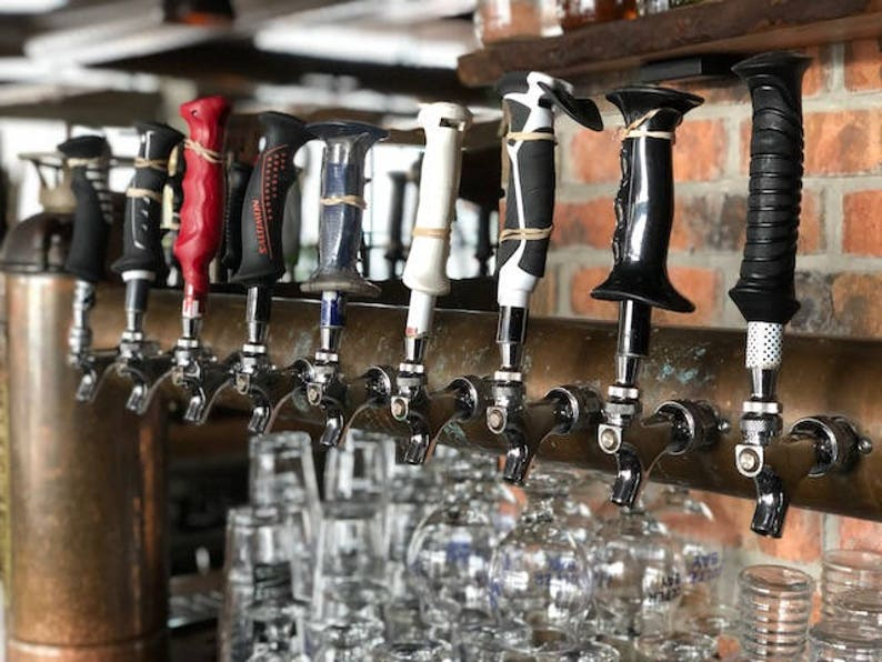 Ski Pole Tap Handle image 0