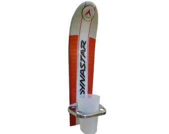 Bathroom Cup Holder Ski Tip