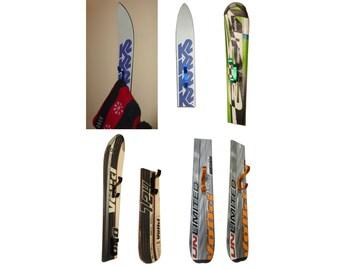 Ski Coat Rack (tip/tail)