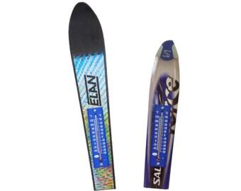 Ski Tip Thermometer