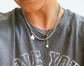 Rama necklace silver