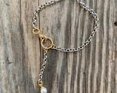 Rama bracelet silver