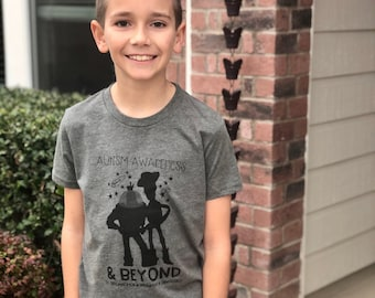 Toy Story Autism Awareness and Beyond Tee