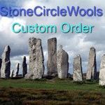 Custom Order for -Danel- , large felted Easter egg, pastel shades purple blue green, 3.6 inch, 9cm