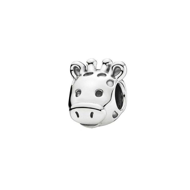 276b2bec3 Pandora Giraffe Charm 791747 Sterling Silver Gorgeous | Etsy