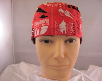 Men's Scrub Hat Storm Troopers First Order