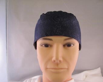 Men's Scrub Hat Blue