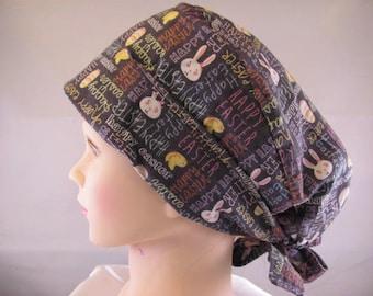 Women's Pixie Scrub Hat Easter