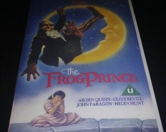 The Frog Prince Helen Hunt, Aileen Quin,