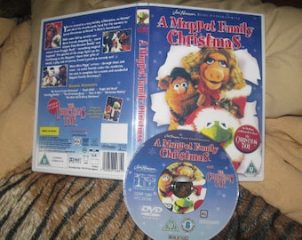The Muppet Family Christmas unedited Version