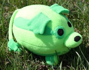 Watermelon dog from Steven University