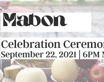 Mabon Ritual Box