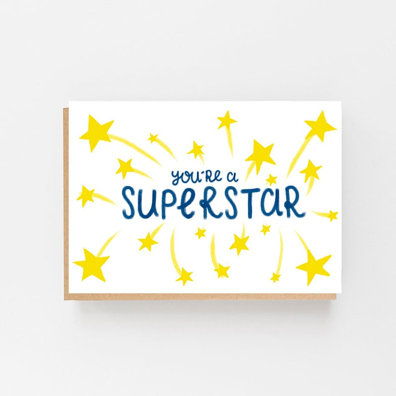 Image result for thank you for being a superstar