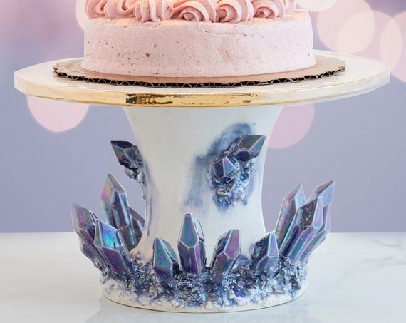 "Design-Your-Own: 10"" Cake Stand"