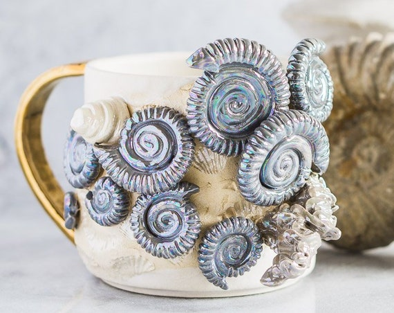 Made-To-Order: Ammonite Mug
