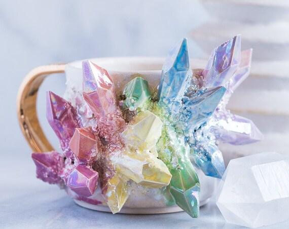 Design-Your-Own: Rainbow Mug