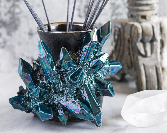 Design-Your-Own: Small Crystal Vase