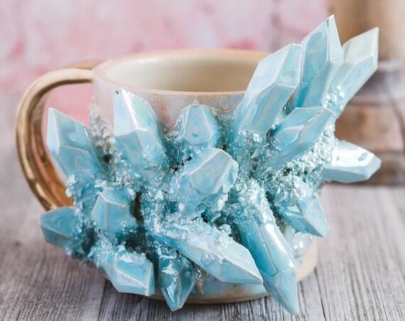 Made-To-Order: Crystal Mug