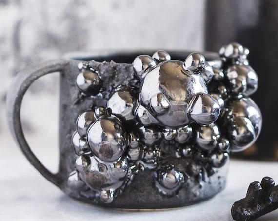 Made-To-Order: Botryoidal Hematite Mug