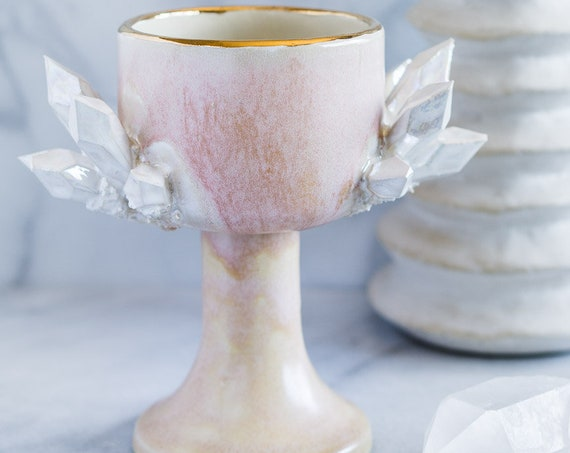 Design-Your-Own: Crystal Chalice