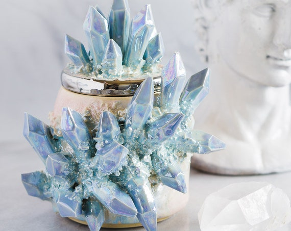 Design-Your-Own: Crystal Canister