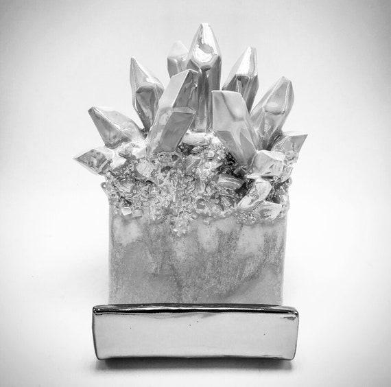 Design-Your-Own: Crystal Card Holder