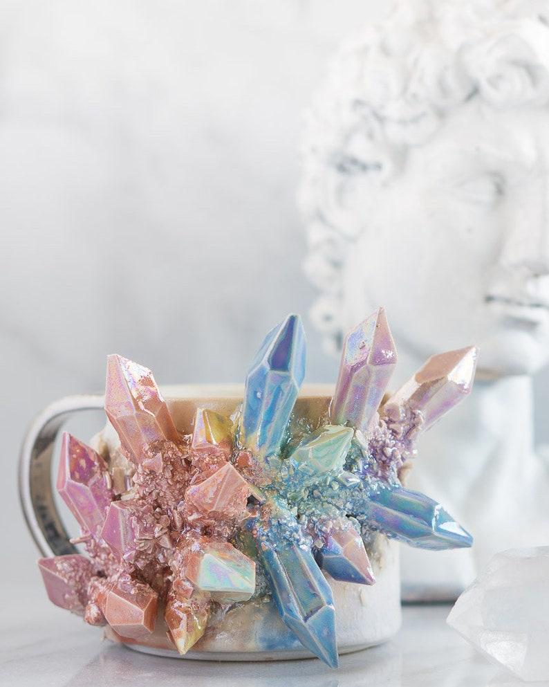 Made-To-Order: Aura Rainbow Mug image 0