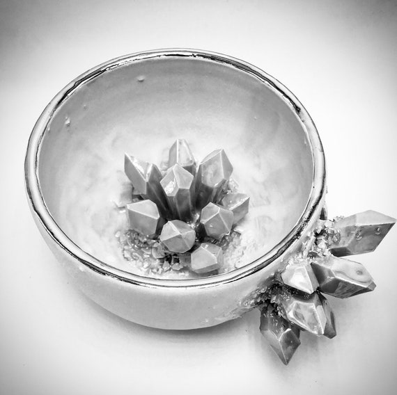 Design-Your-Own: Crystal Smudge Bowl