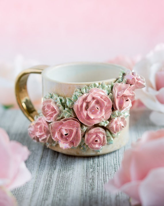Design-Your-Own: Flora Mug